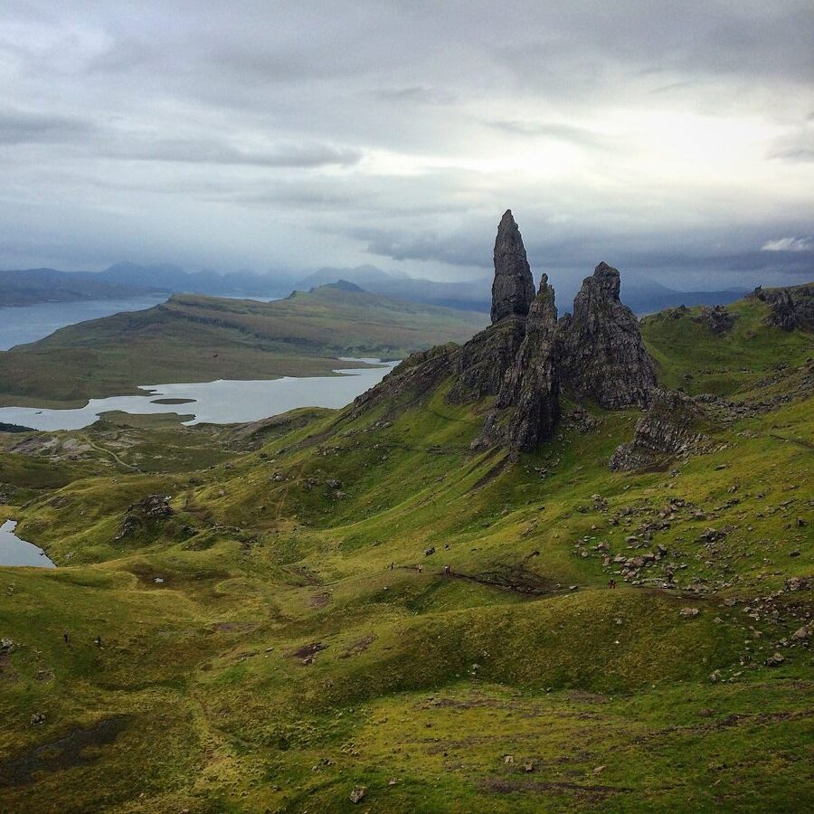 The Old Man of Storr Legend – The Myths and Mysteries of the Isle of Skye