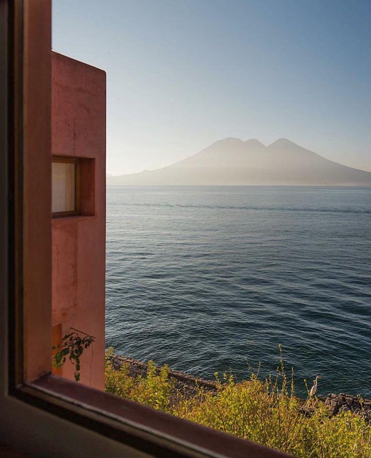 A little house with a view on Lake Atitlan