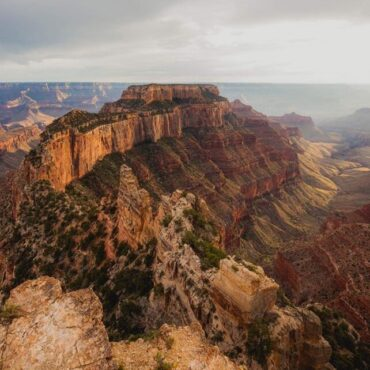 Grand Canyon National Park via Las Vegas
