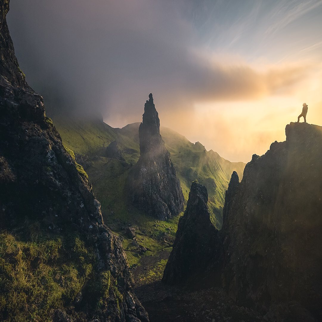 Can you climb The Old Man of Storr?