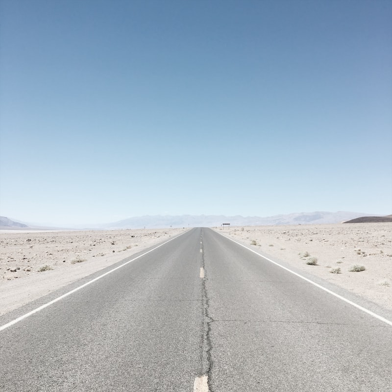 Is Death Valley on Route 66?