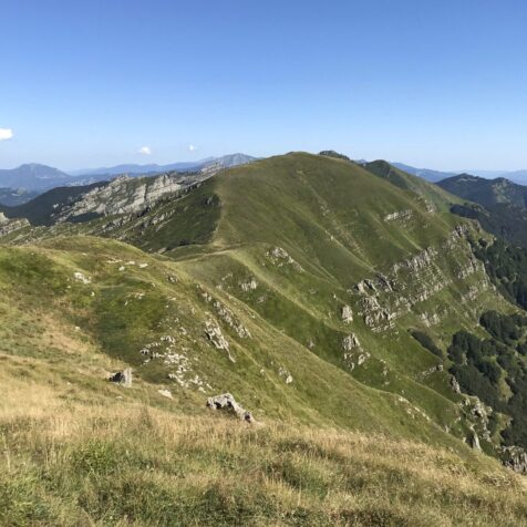 From Lago Santo to Monte Marmagna: The Best Hike in the Apennines